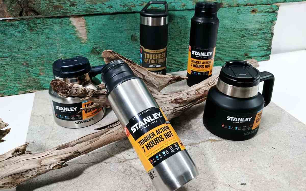 Stanley Coffee Mugs - Rugged Mugs for Active Lifestyles