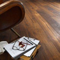 Parador Trendtime 8 Oak Flooring in Smoked Elephant Skin