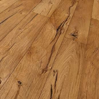 Parador Trendtime 8 Oak Flooring in Elephant Skin
