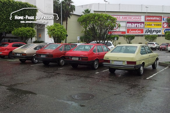 Estacionamento do shopping Via Parque