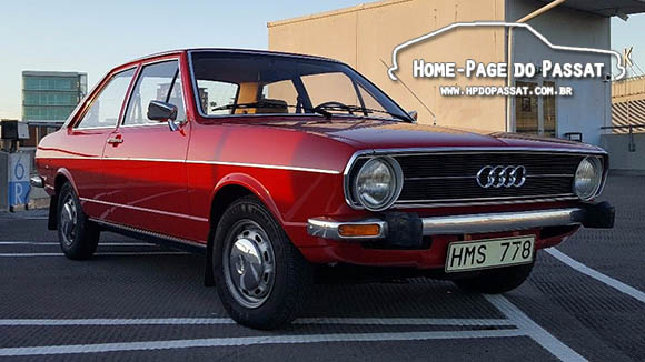 Audi 80 L 1974