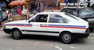 Passat táxi em Salvador
