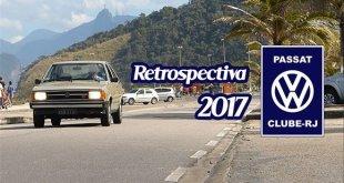 Passat Clube - RJ: retrospectiva 2017