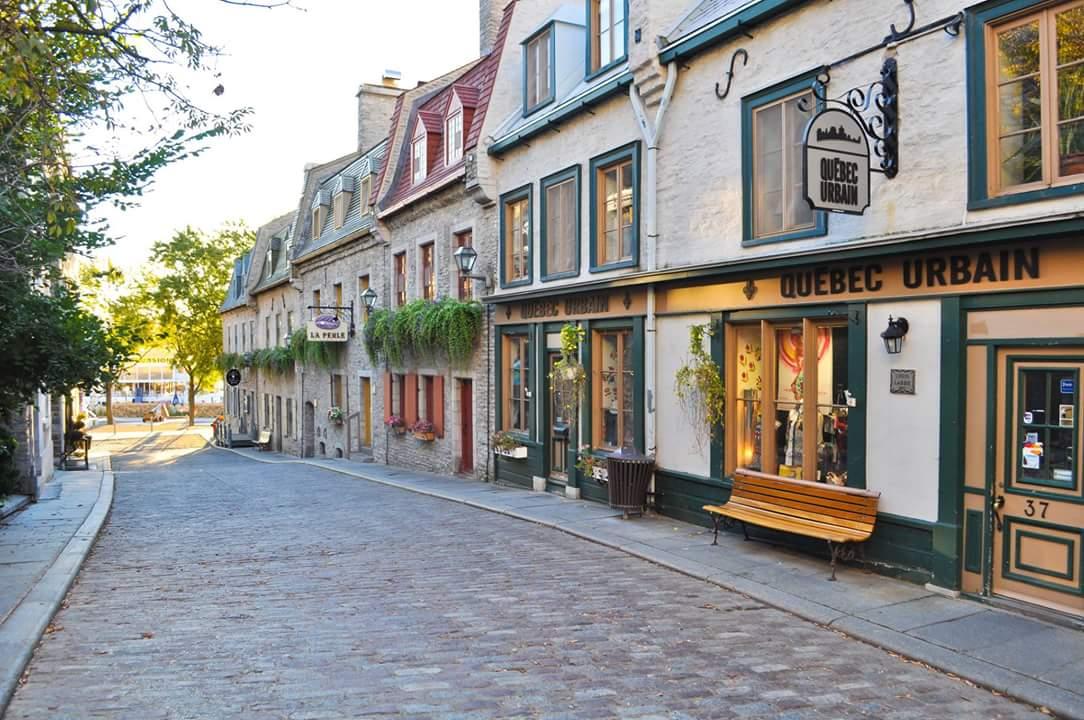 Quebec City Destination