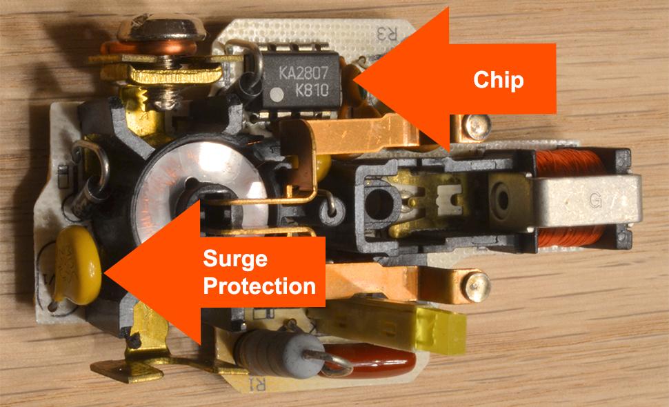 GFCI chip