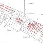 14 Grundstücke im Baugebiet in Görslow