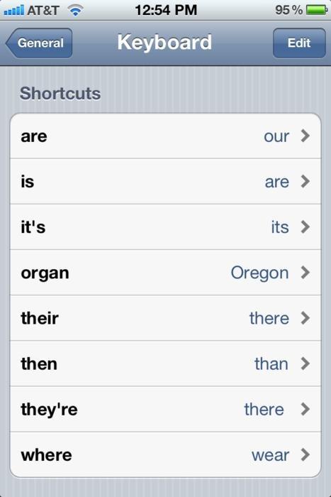 keyboard shortcut prank