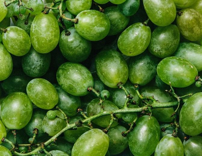 Stock image de fantaisie Crave de raisins verts