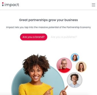 Impact performance marketing tool