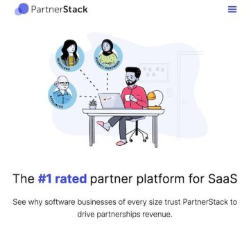 Partnerstack performance marketing tool