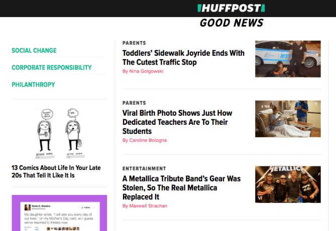 HuffPost Good News