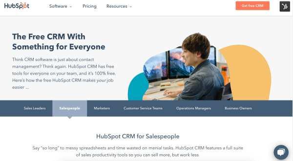 GRC gratuit hubspot pour les petites entreprises et les startups