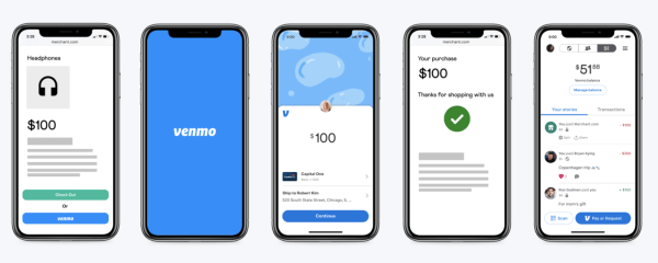 How to Accept Payments Online for Free: venmo for business