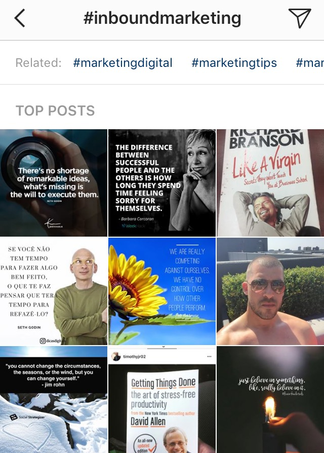 Hashtags can optimize your post in hashtag-based searches and help you gain more Instagram followers.