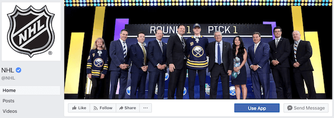 national-hockey-league-facebook-business-page