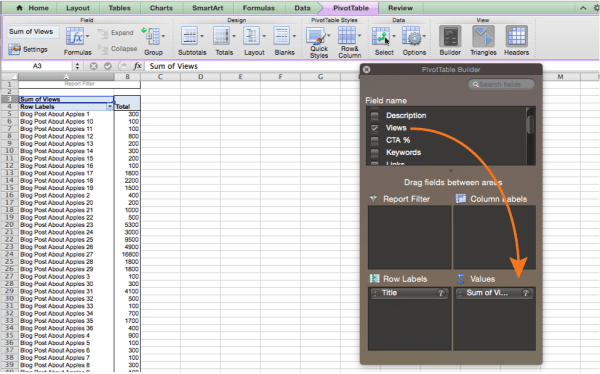 60. Excel Tips - Pivot Tables for Dummies | ExcelExperts.com