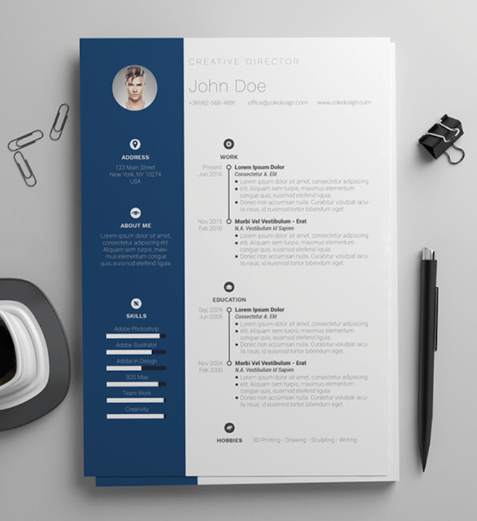 Using the templates will certainly help you out a lot in. 29 Free Resume Templates For Microsoft Word How To Make Your Own
