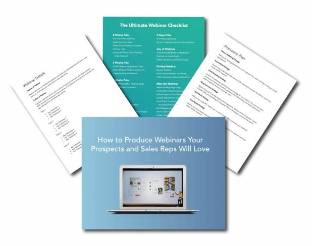 The Ultimate Webinar Planning Kit