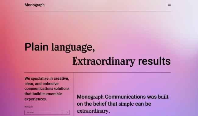 website-design-trends-monograph