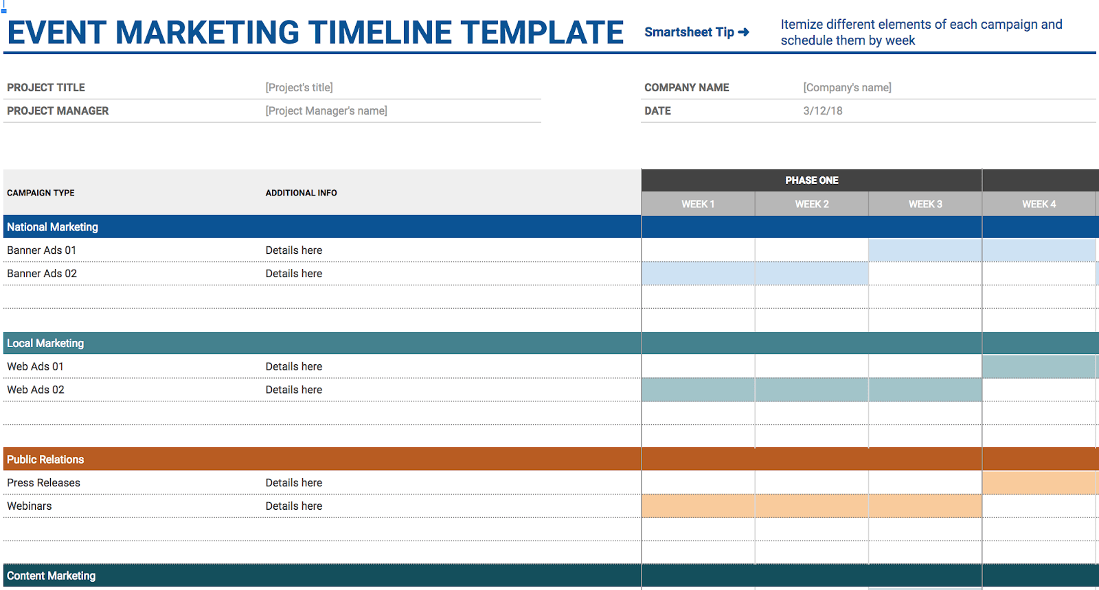 11 Of The Best Free Sheets Templates For