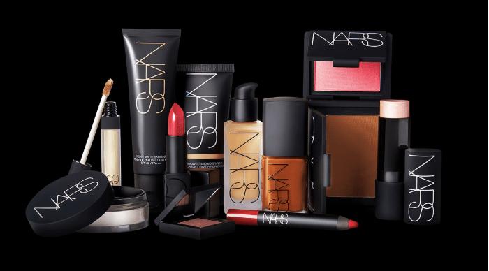 Nars makeup ad
