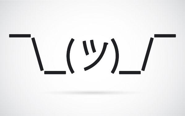 Shrug-Emoji