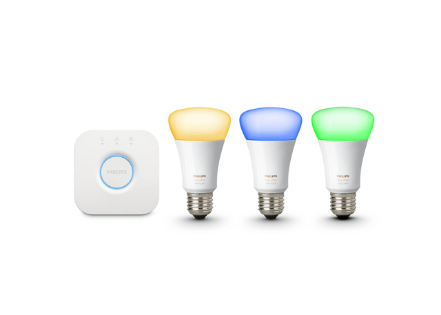 Philips Hue lightbulbs as the best smart home light bulb