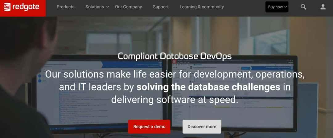 Software de auditoría de base de datos: Redgate