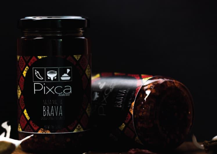 Ejemplo de un catálogo digital: Pixca