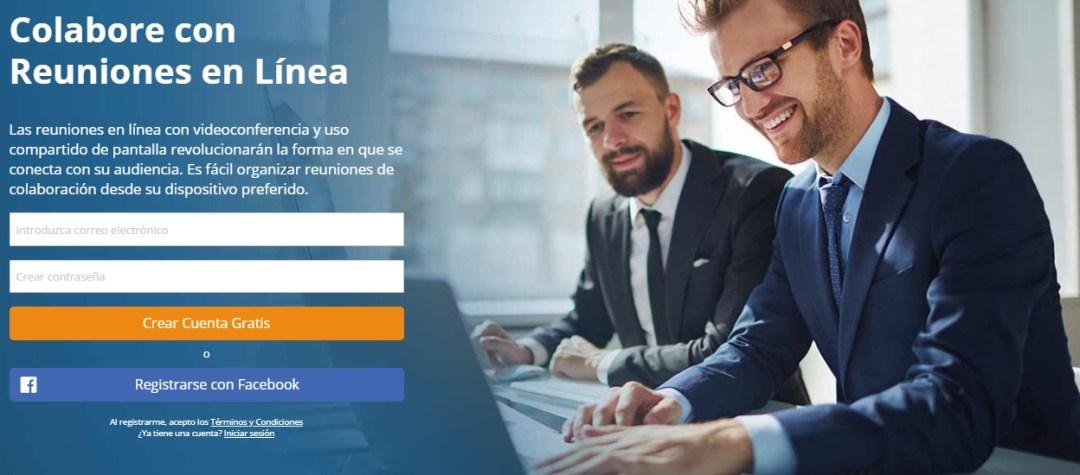 Software gratuito para webinar: Free Conference Call
