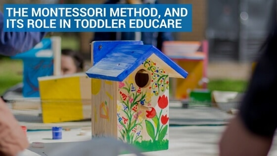 The Montessori Method, and Its Role in Toddler Educare