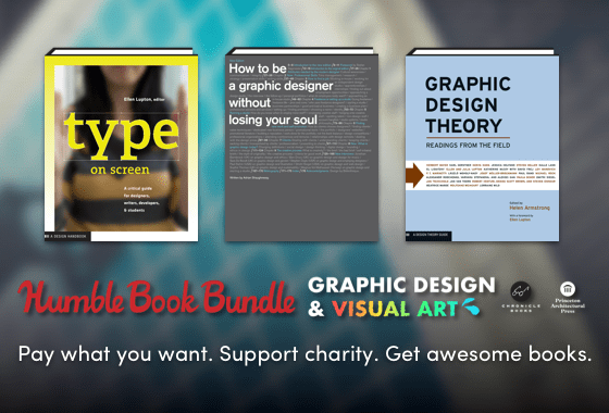 Humble Book Bundle: Graphic Design & Visual Art