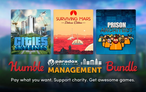 Humble Paradox Management Bundle
