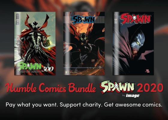 Humble Comics Bundle: SPAWN 2020 by Image Comics