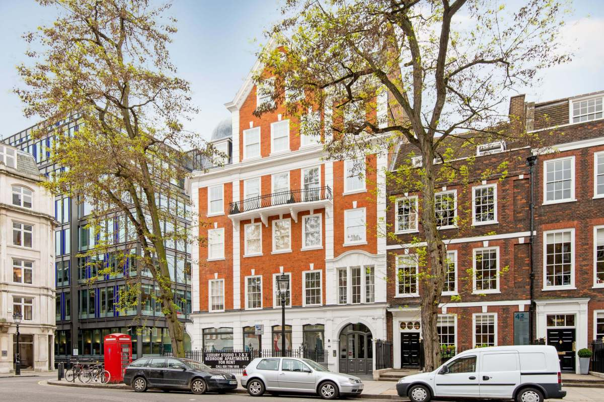 Luxury Apartments at The Belvedere, Bloomsbury, WC1R