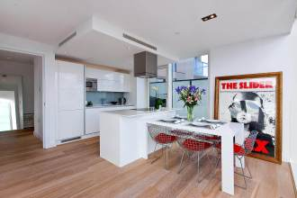 2 Bedroom Apartment in the Avant Garde Tower, Shoreditch, E1