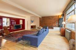 Stunning two bedroom New York style loft penthouse, N1