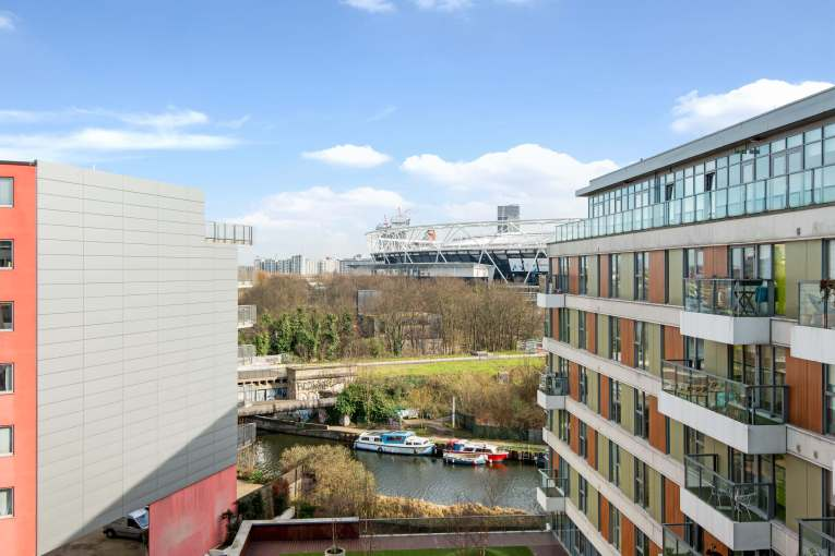 The Olympic legacy lives on! Two Bedroom Apartment, Ink Court, E3