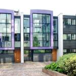 Hop along to this house situated within an ex-brewery, Brewery Square, EC1
