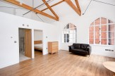 Extraordinary One Bedroom Apartment is Located in the Old Chapel, Alie Street, E1