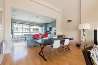 Skyline living in Clerkenwell, Two bedroom apartment in Hatton Garden, EC1