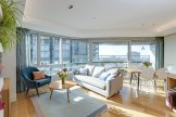 A Bright South and West Facing 18th Floor Two Bedroom Apartment, Canletto, EC1