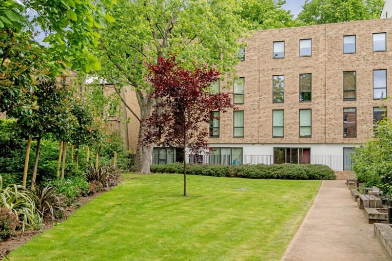Bloomsbury Gardens, WC1