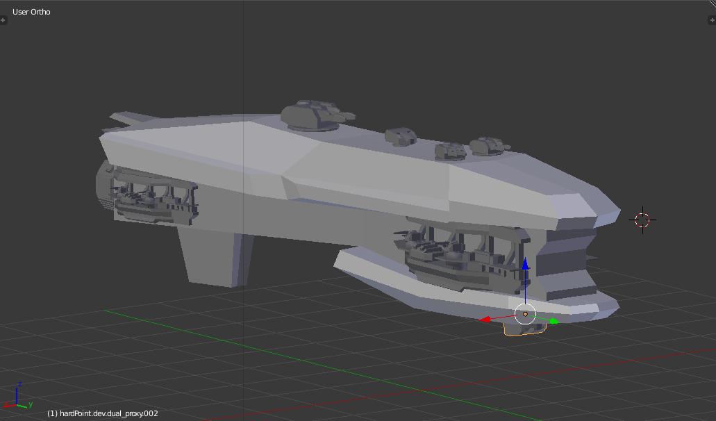 Kitbashing Spaceship Modeling Guide - Tips and Tricks
