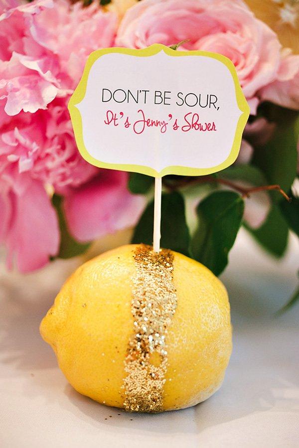 Pink Lemonade Baby Shower Decorations And Inspirations Via Babyshowerideas4u Com Bar