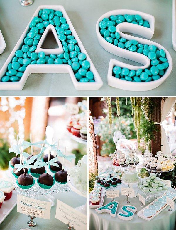 Wedding Table Decoration Ideas Teal