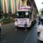 Shutdown Bangkok rebuild Thailand