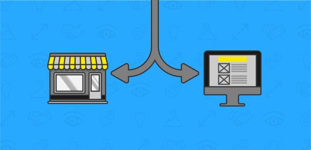 E-Commerce Vs. In-Store