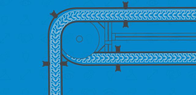 Connex Plastic Chain Conveyor