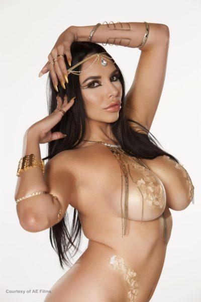 Missy Martinez in her AE Films' showcase 'Fucked Ra'